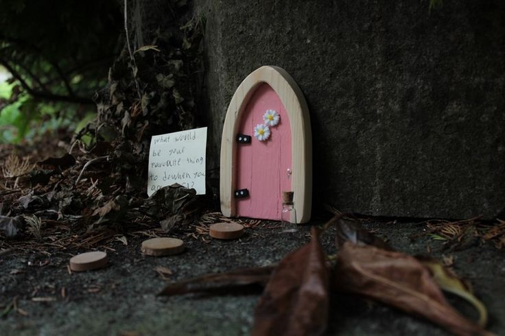 Have you written your fairy a little note happy fairy for The irish fairy door company facebook