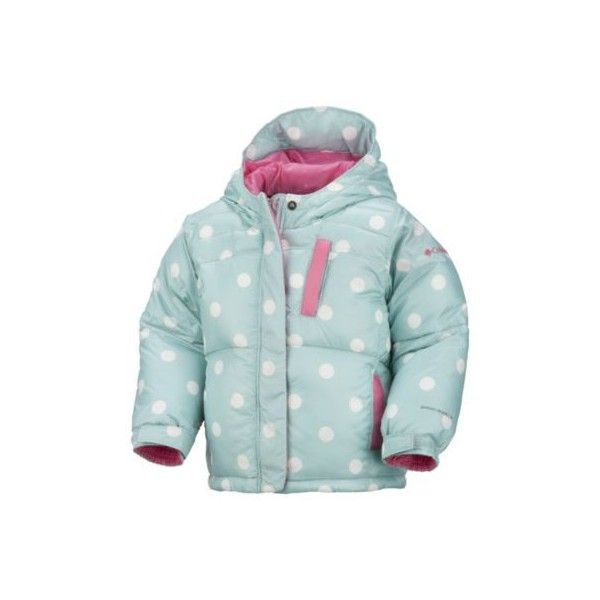 Columbia Sportswear | Squish N Stuff™ Jacket—Baby (190 BRL) ❤ liked on Polyvore featuring baby, baby girl, baby clothes, baby stuff and kids
