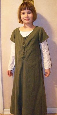 Dressing Children in the SCA