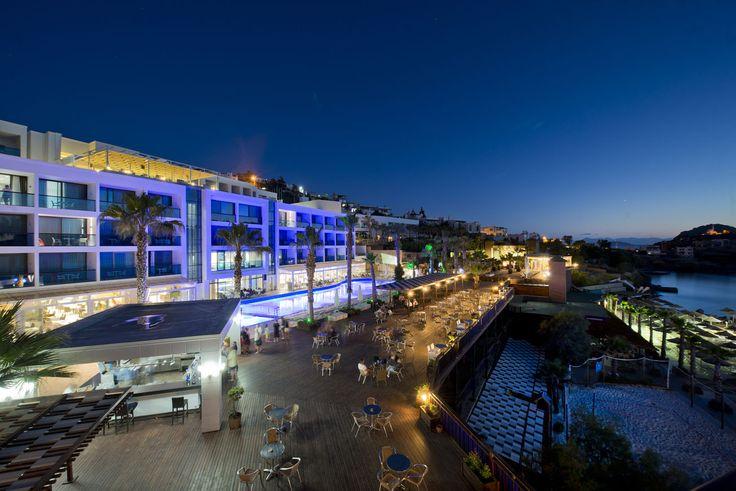 Hotel Delta Beach Resort  bit.ly/mngturizm-delta-beach-resort  #mngturizmle #erkenrezervasyon #bodrum #yalıkavak #holiday #travel #beach #hotel