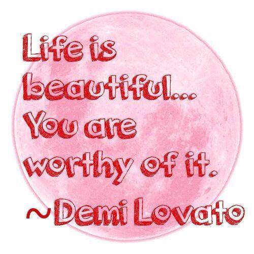 16 best Demi Lovato Quotes images on Pinterest | Demi lovato ...