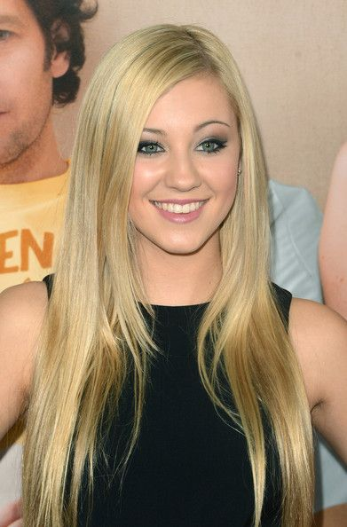 Ava Sambora could play Erielle de Gladiel in a film version of the Eyes of E'veria series