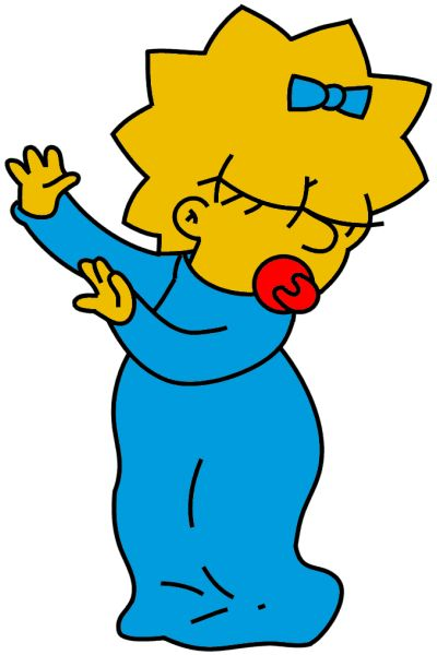 maggie simpson signature by - photo #19