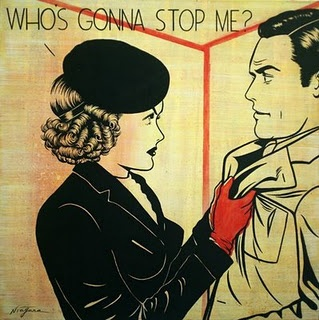who's gonna stop me? ;)Comics Art, Pop Art, Detroit Things, Art Noir, Detroit Art, Painting, Popart, Niagara Detroit, Bad Girls