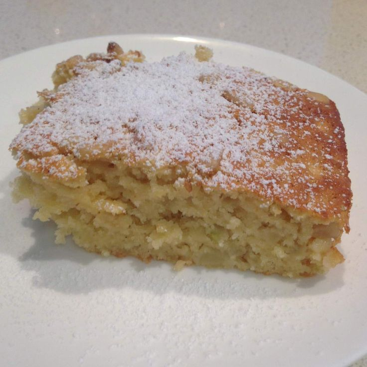 Recipe Moist Apple Cake (Torta di Mele) by Angela de Gunst - Recipe of category Baking - sweet