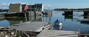 Bridgewater, Nova Scotia, where actor John Dunsworth was born
