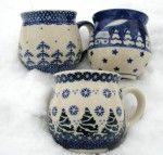 Bunzlauer Keramik Shop - Polish Pottery - Brottopf - Geschirr