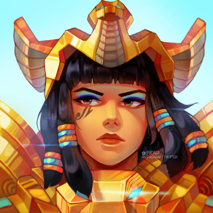 I love this skin so much! My favorite Pharah skin to date.