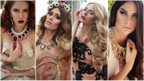 Lilien jewelry campaigne