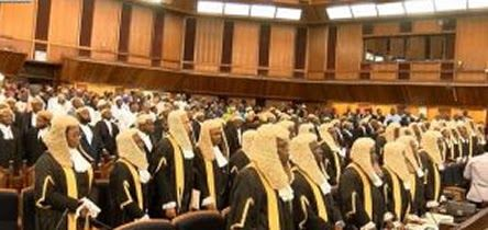 NJC  The National Judicial Council has recalled a Federal High Court judge Adeniyi Ademola who was suspended alongside seven other judges following allegations of corruption brought against them by the federal government.  In a statement Saturday the council said Mr. Ademola was recalled alongside five other judges.  Mr. Ademola and seven other judges were suspended in November 2016.  Three of the affected judges were charged to court but it is only Mr. Ademolas case that has so far been…