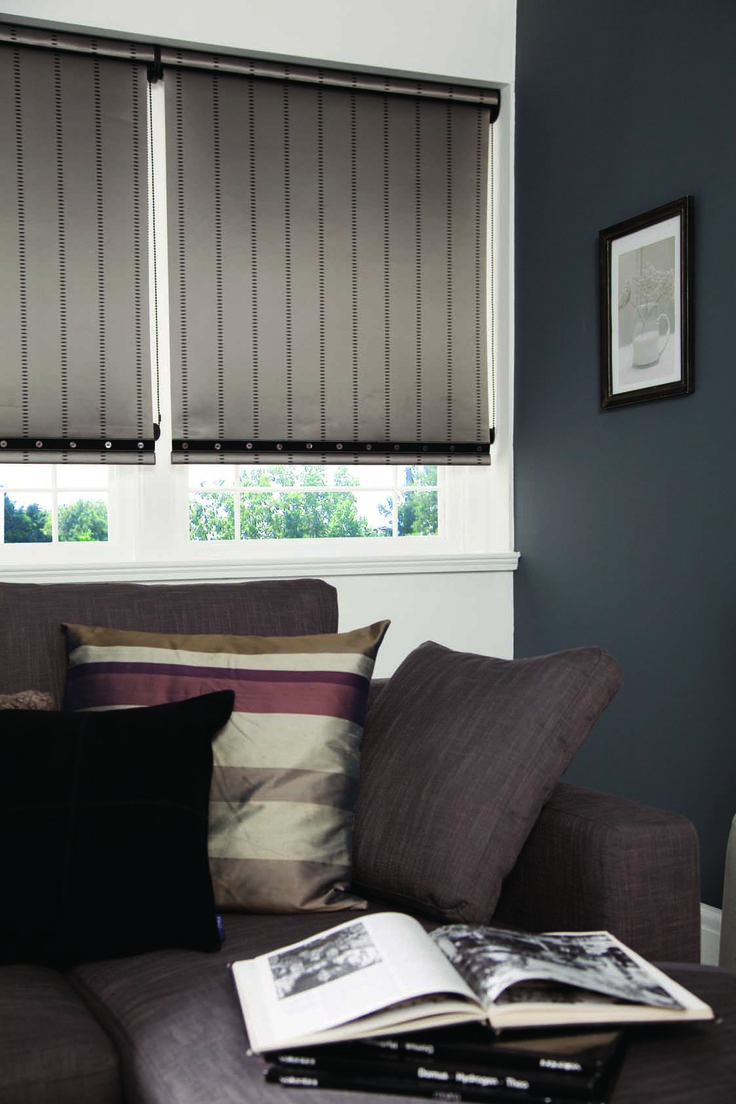 Roller Blinds by Inspired Window Coverings