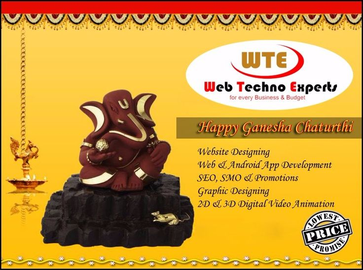 Wish You #Very Very #Happy #Ganesh #Chaturthi For All My #Friends.... -> Total #IT #Solution & #Services #Company in Karol Bagh #Delhi NCR -> Total #Web Solution & Services Company -> #Email #Marketing Company -> #Online Marketing Company (#SEM | #SEO | #SMO | #ORM | #PPC) -> #Digital Marketing -> #Website #Designing and #Development Company +91-11-25814379 | +91-11-41548185 | +91-11-45528185 | +91-9811028424