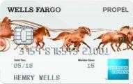 Wells Fargo Propel American Express Card Application