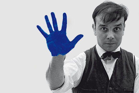Toledo Olvidado: El genial artista Yves Klein en Toledo en 1951...#visitasquenosgustan!!