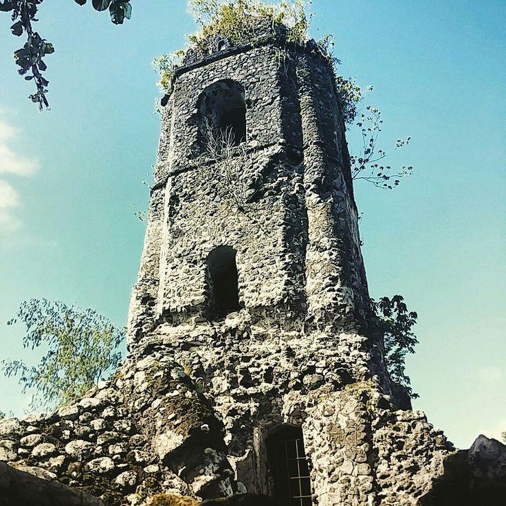 History of Cagsawa Ruins, Legazpi City