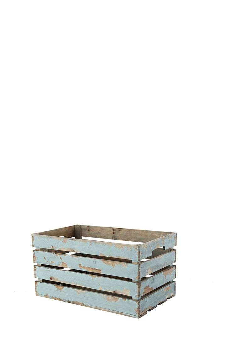 Medium Moody Blues Crate| Mrphome Online Shopping