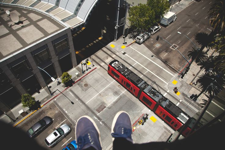 Edgy Perspectives :: Rooftop Photography Stories | The Hundreds
