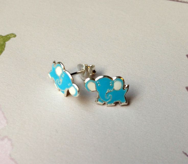 Elephant Earrings, £5.49
