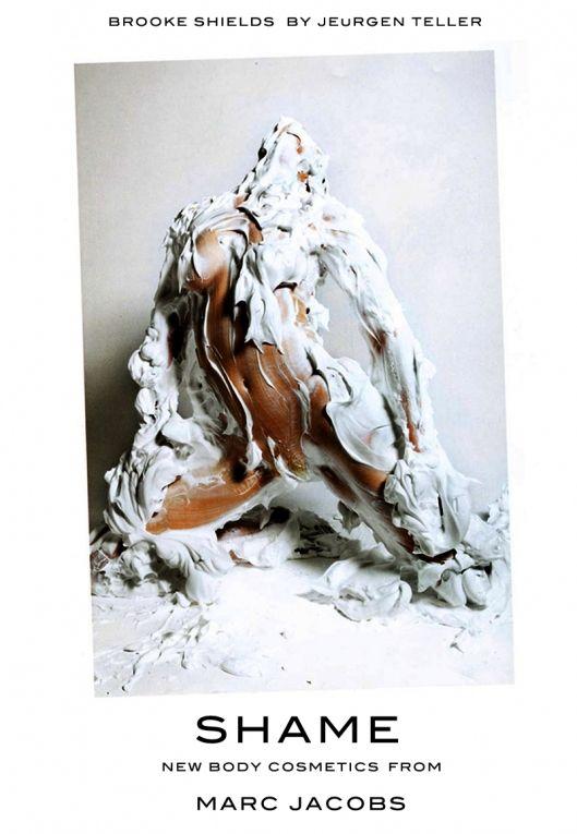 Brooke Shields by Jeurgen Teller