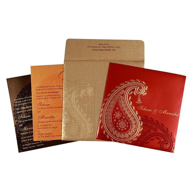 indian marriage invitation card format%0A Indian wedding Invitations with excisting offers by    WeddingCards on Etsy