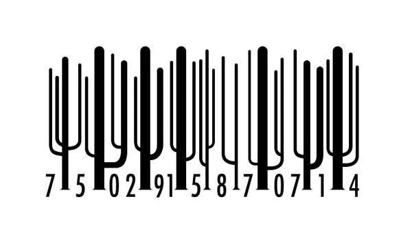 선인장 barcode