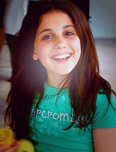 Young Ari! #arianatorforlife