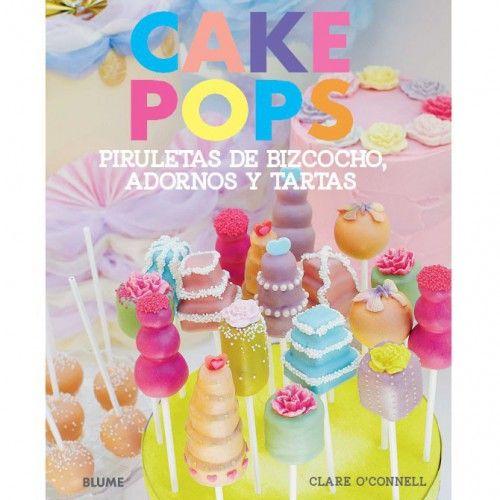 Cake Pops, un libro con muchas ideas #cakepops #ideas #reposteria #cakes #libros