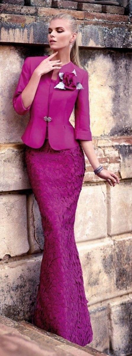 Mejores 3672 imágenes de vestidos fiesta en Pinterest | Vestidos de ...