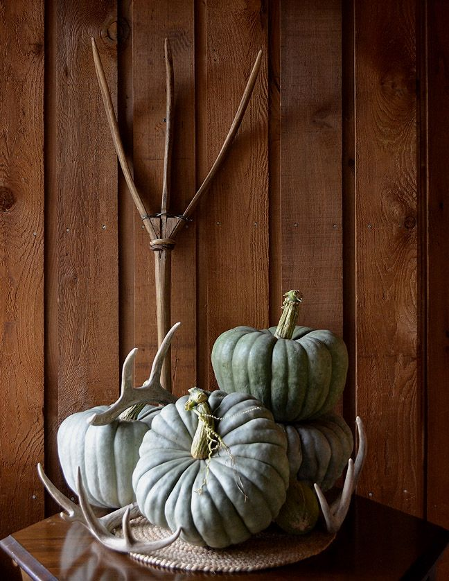 Rustic autumn decor - Farmgirl Follies
