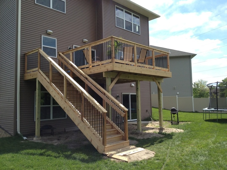 Best 25 deck spindles ideas on pinterest decks for Compare composite decking brands