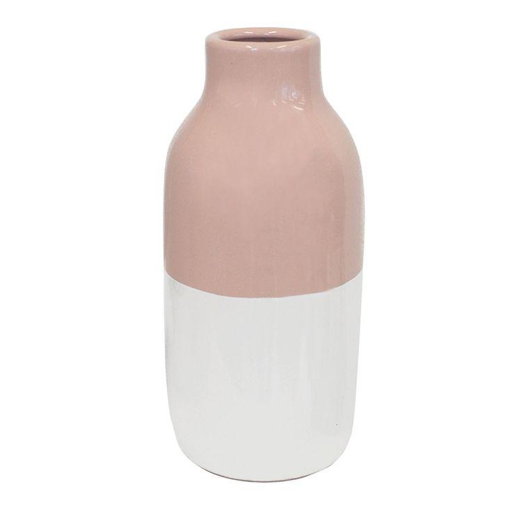 Madras Link Pink Dip Dyed Bottle