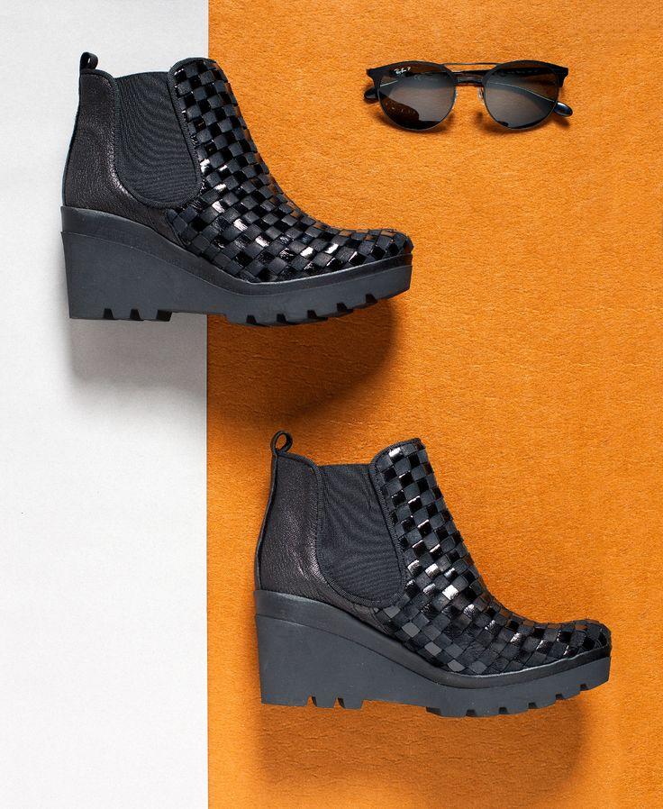 En San Valentín regala Kess Shoes. No te pierdas los fabulosos zapatos de la colección de invierno.