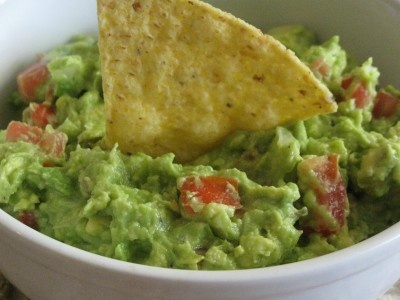 Holy Guacamole! Best guac ever, in my humble opinion.