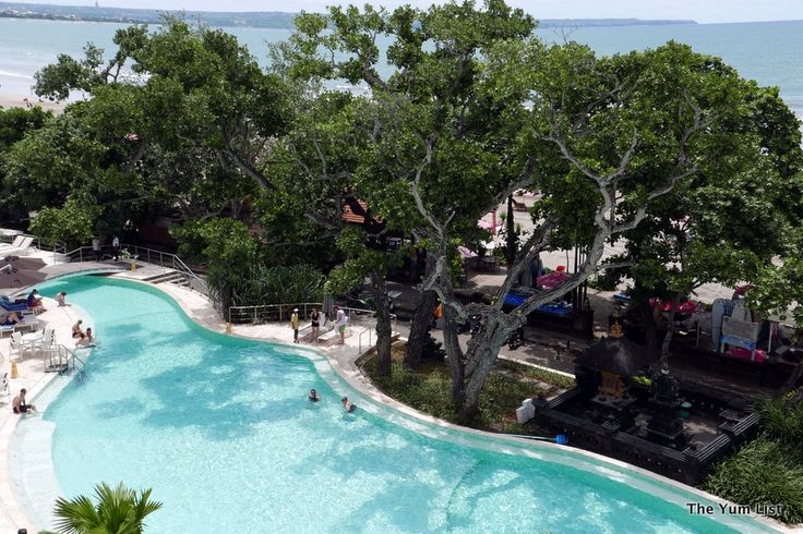 Acqua Perla Spa at the Double-Six Luxury Hotel, Seminyak, Bali