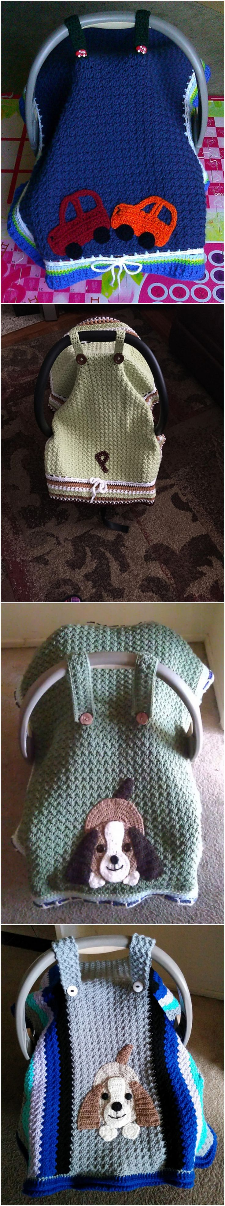 Free Crochet Pattern For Baby Car Seat Cover : 25+ best ideas about Car seat cover pattern on Pinterest ...
