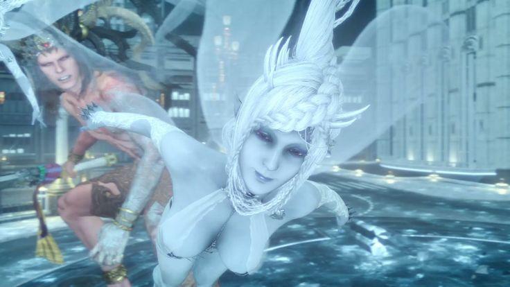 Shiva Final Fantasy XV