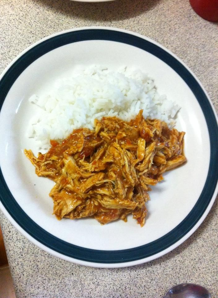 Shredded Mexican Chicken |