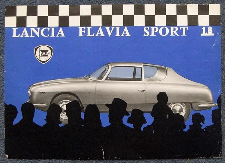 Lancia Flavia Sport 1.8