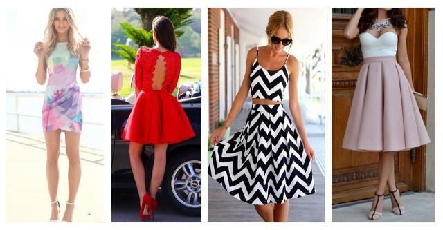 Kochasz sukienki? Kochasz idealne stylizacje? Potrzebujesz inspiracji? Dobrze trafiłaś! #sukienki #wesele #codzienne #kobieta #inspiracje #moda #styl