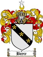 boyce coat of arms - Google Search