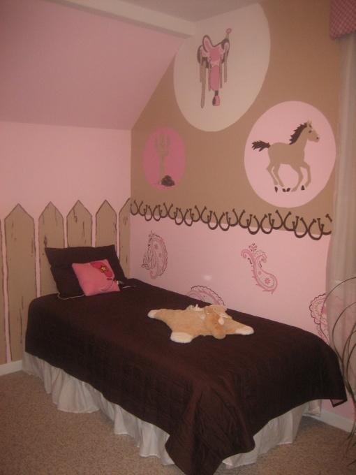 Cowgirl Nursery