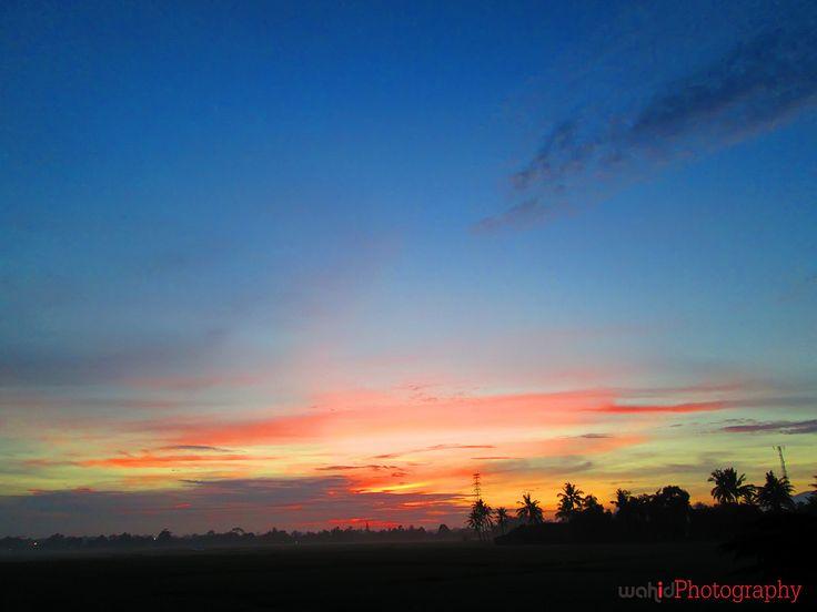 Langit Subuh by Wahid M Alfian
