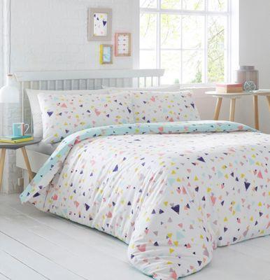 Home Collection Multicoloured printed 'Confetti' bedding set | Debenhams