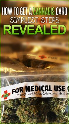 How to Get a Cannabis Card: Simplest Steps Revealed