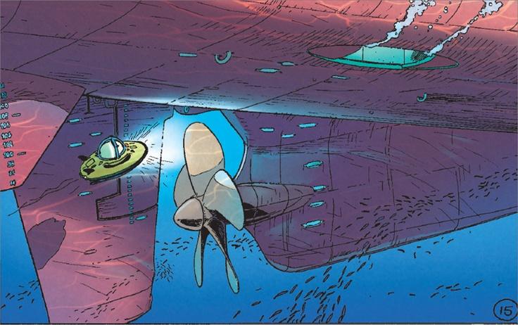 En sous-marin
