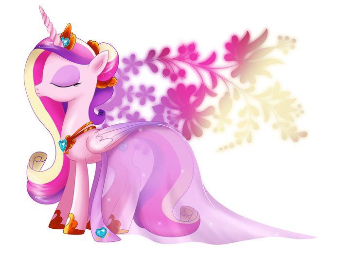 Princess of Equestria - Mi Amore Cadenza by selinmarsou.deviantart.com on @deviantART