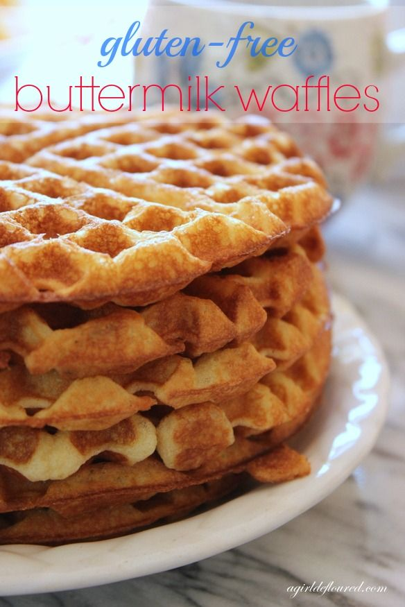 I give it a 5! Had to add more milk than called for in the recipe - gluten free buttermilk waffles