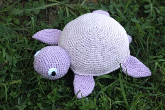 Crochet Turtle, Amigurumi Toys, Crochet Toys, Crochet Animals, Toys For Toddlers, Amigurumi Turtle,