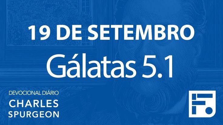 19 de setembro – Devocional Diário CHARLES SPURGEON #263