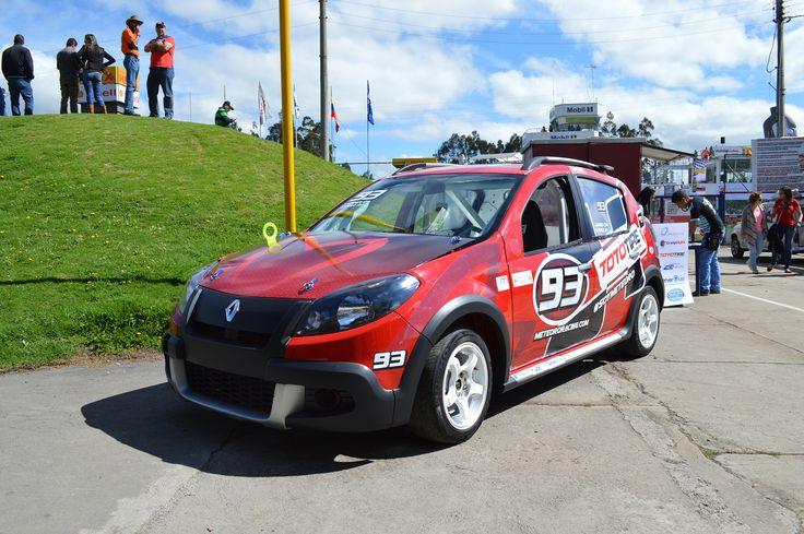Meteoro 93 - Renault Sandero Stepway 2013 - TC Junior - TC 2000 Colombia @93meteoro